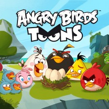 F06 ΦΩΤΟΤΑΠΕΤΣΑΡΙΑ ΜΕ ΤΑ ANGRY BIRDS