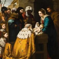 WLC1767 ΠΙΝΑΚΑΣ ΜΑΓΟΙ ΚΑΙ ΙΗΣΟΥΣ