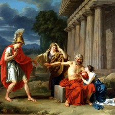 WLC1663 ΠΙΝΑΚΑΣ ΟΙΔΙΠΟΔΑΣ ΕΠΙ ΚΟΛΩΝΟ
