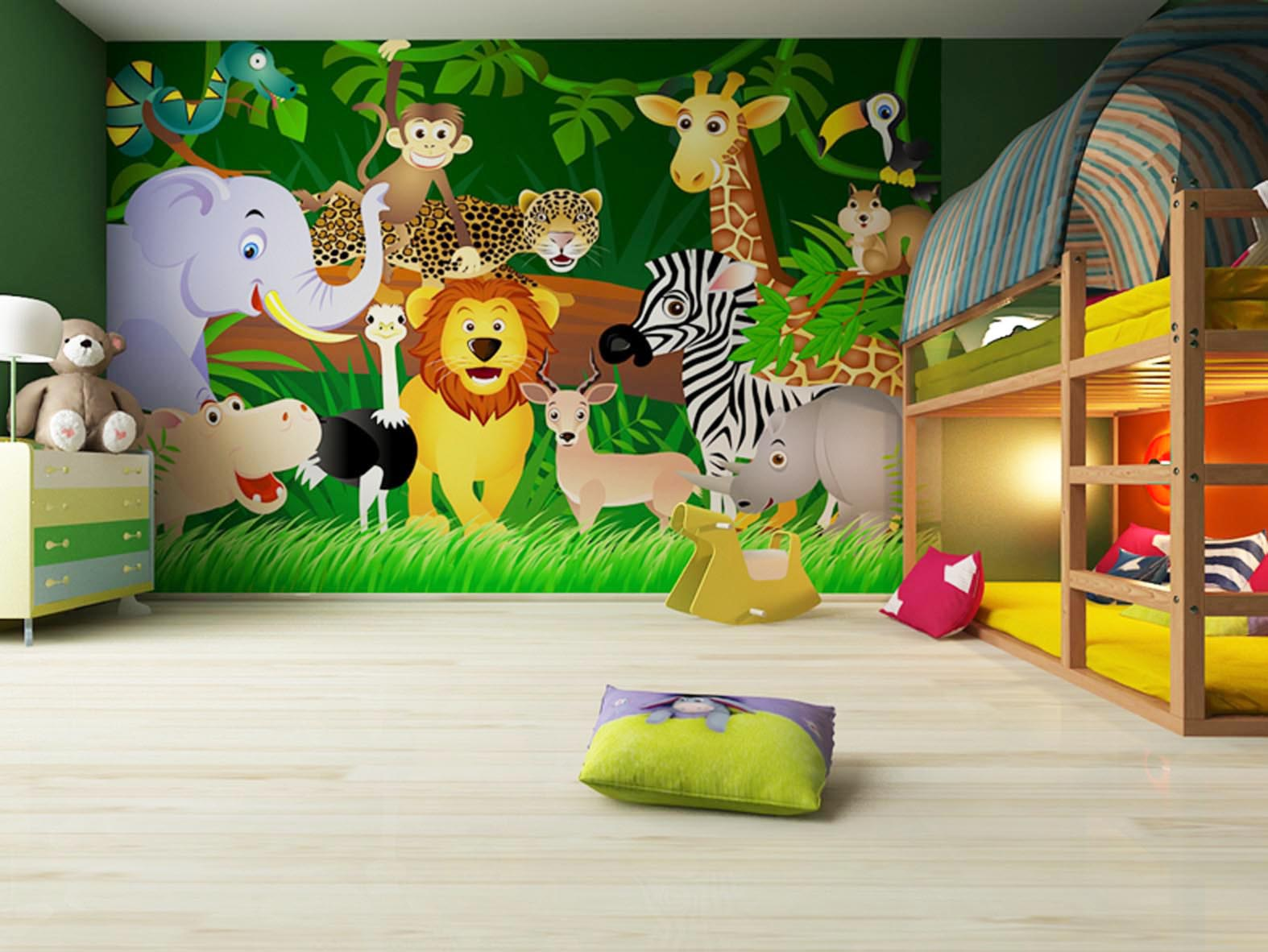 Παιδικές Φωτοταπετσαρίες / Murals for Kids